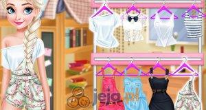Księżniczki i bitwa na garderoby