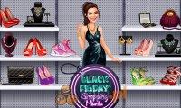 Czarny piątek: Zakupowe szaleństwo
