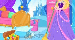 Sprzątanie pałacu