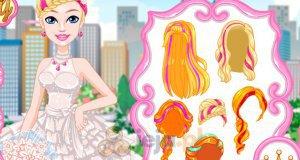 Super Barbie wychodzi za mąż