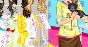 Barbie weterynarzem