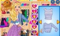 Barbie i moda jeansowa