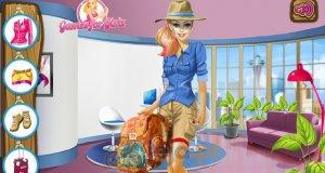 Barbie jedzie na camping