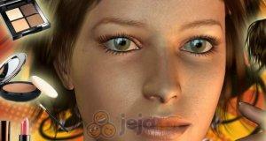 Makijaż na imprezę w rytmach salsy