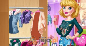 Styl Barbie i Elsy