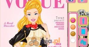 Barbie na okładce Vogue