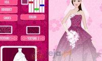 Zaprojektuj sukienkę ślubną