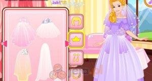 Barbie i idealna suknia ślubna