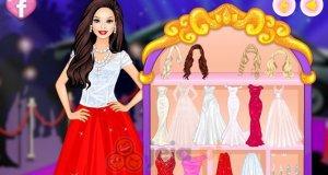 Barbie - diwa na czerwonym dywanie