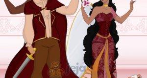 Kreowanie księżniczki i księcia