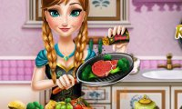 Prawdziwe gotowanie: Anna