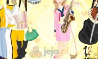 Saksofonistka