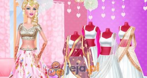 Barbie i przyjaciółki w Bollywood
