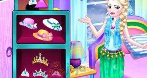 Elsa idzie do liceum