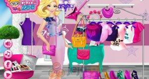 Wymarzony sklep Barbie