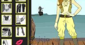 Piratka na statku