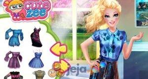 Barbie i makijaż na każdą porę roku
