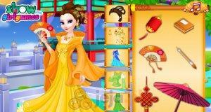 Elsa i Anna w Chinach