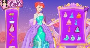 Arielka idzie na bal