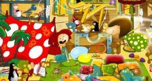 Odnaleźć zabawki