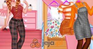 Księżniczki i zabawa kolorami