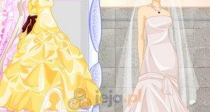 Nowoczesne suknie ślubne