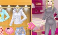 Impreza piżamowa Barbie