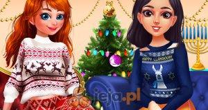 Święta z przyjaciółką