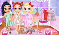 Małe księżniczki i muffiny