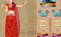 Tradycyjny strój Hinduski