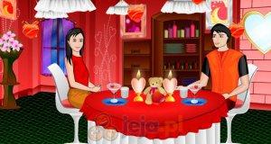 Romantyczna restauracja