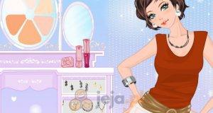 Zagadkowy makijaż 5
