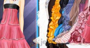 Letnie długie suknie