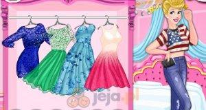 Księżniczki Disneya i zakupy online