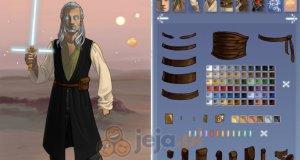 Kreator postaci: Wojownik Sci-Fi