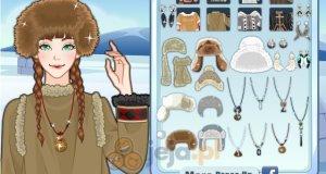 Eskimoski makijaż