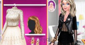 Barbie w stylu gwiazd