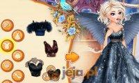 Księżniczki jako anioły