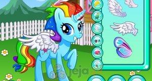 Zaopiekuj się Rainbow Dash