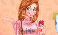 Jesienne selfie