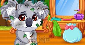 Mycie koali
