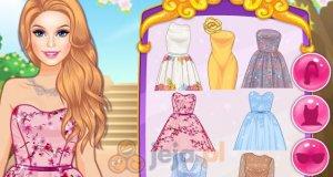 Barbie - wiosenna wróżka