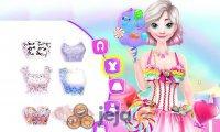 Elsa, przyjaciółki i jednorożce