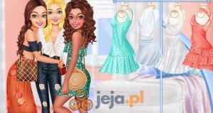 Barbie i przyjaciółki na wycieczce