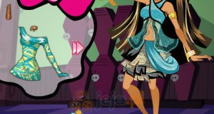 Seria Monster High: Cleo De Nile