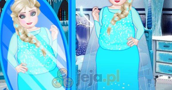 Gry Elsa i Jack Frost