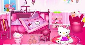 Pokój Hello Kitty