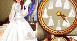 Ślub w starodawnym stylu
