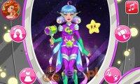 Kosmiczna dziewczyna