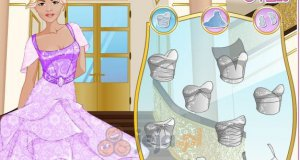 Studio makijażu - Księżniczka